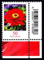 3535 postfrisch Eckrand rechts un. BRD Bund Deutschland Briefmarke Jahrgang 2020