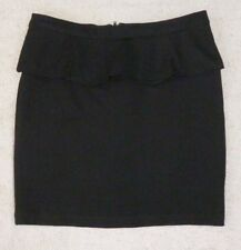 Portmans Above Knee Nylon Regular Size Skirts for Women