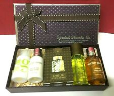 MOLTON BROWN GIFT SET 5 ITEMS BODY WASH LOTION SHAMPOO PERFUME SEE DETAILS NEW