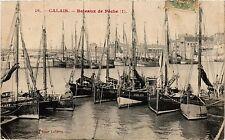 CPA CALAIS Bateaux de Peche (405980)