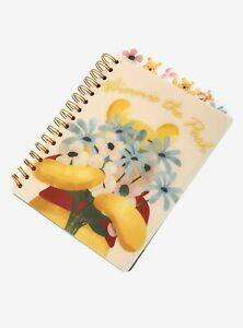 Disney's Winnie the Pooh Tabbed Journal, NEW