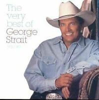 George Strait The Very Best of 1981-1987 CD NEW