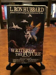 WRITERS OF THE FUTURE VOL. 3 by L. Ron Hubbard (1ST EDITION - 1ST PRINTING)
