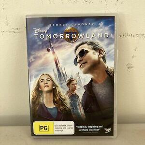 Tomorrowland DVD Region 4 Free Tracked Postage Like New
