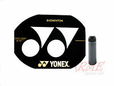 Yonex Badminton Racket Stencil and Black Stencil Ink