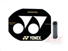 Yonex Badminton Racket Stencil and Black Stencil Ink