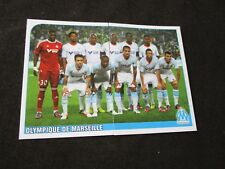 OM MARSEILLE EQUIPE images stickers N° 196-197 FOOT 2012-13 PANINI 2013 FOOTBALL