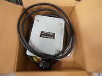 JRC Electrical Junction Box for Boat NQD-4382  - Marine Cover Panel