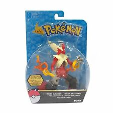 "Tomy Pokemon Mega Blaziken 6"" Hero Articulated Action Figure Authentic USA"