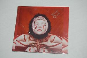 Aurora - Infections Of A Different Kind (2019) SIGNED/AUTOGRAPHED CD