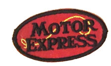 Motor Express electric motor repair company patch 2 X 3-1/2 #3212