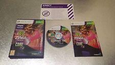 Zumba Fitness CORE, complete, VGC  ( Xbox 360 )