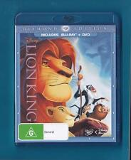 *The Lion King*  2 Disc Set, Blu-Ray, Disney, Diamond Edition