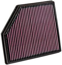 K&N Filters 33-2418 Air Filter Fits 90-16 118 S60 S80 V60 V70 XC60 XC70