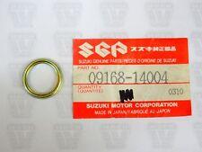 Suzuki NOS NEW 09168-14004 Gasket 14.1x18x1.5 AL ALT DR GN GS GV GSX  1968-2009
