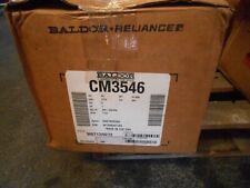 NEW BALDOR   CM3546 1 HP 3 PHASE MOTOR  230/460 VOLT  1725 RPM