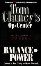 Balance of Power (Tom Clancy's Op-Center, Book 5), Tom Clancy, Steve Pieczenik,