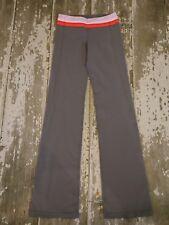 IVIVVA by Lululemon Gray Purple ENDLESS Ambition reversible Athletic pants 10