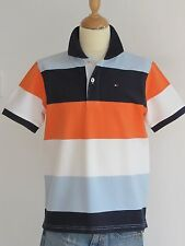 Superbe polo manches courtes TOMMY HILFIGER - Neuf/Etiquette  - Taille : 8 ans