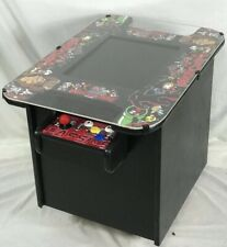 Retro Cocktail Arcade Machine 60 Games Ms Pac-Man Galaga Donkey Kong Multicade