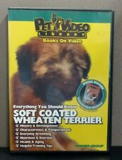 Soft Coated Wheaten Terrier; Everything You Should Know (Pet Video Library Dvd)