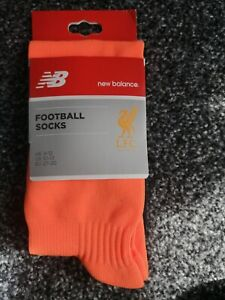 New Balance, Liverpool F. C. socks childrens size UK 9-11