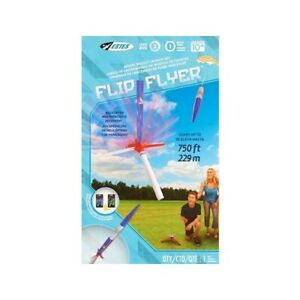 ESTES 1418 FLIP FLYER ROCKET LAUNCH SET