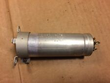 Vintage Aerovox Can Capacitor 1 + .2 uf 400v w/ mount 1940s guitar amp TESTED