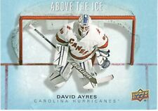 2019-20 UPPER DECK DAVID AYRES ABOVE THE ICE OVERSIZED RC #DA