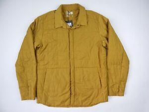 Mountain Hardwear Skylab Overshirt Lightweight Quilted Jacket Mens' sz L New