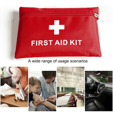 First Aid Kit Medical Emergency Equipment Kits For Emergency, Survival Portable
