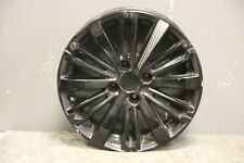 "1 GENUINE ORIGINAL PEUGEOT 208 16"" ALLOY WHEEL BLACK 9808137577 SPARE 6J ET23"