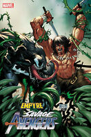 ☆☆ EMPYRE SAVAGE AVENGERS #1 VARIANT COVER ☆☆ MARVEL 1st Print NM 5/20/20 Ships
