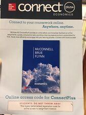 Connect 2-Semester Access Card for Economics 20th Edition