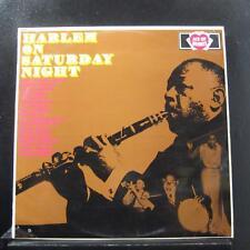 Various - Harlem On A Saturday Night LP VG+ AH 161 Mono UK 1967 Vinyl Record
