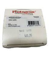 Photogenic C4-12C Color Corrected Flash Tube
