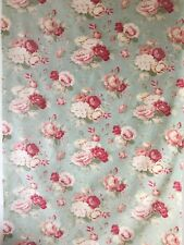 Beautiful 1930's Printed Cotton French Floral Fabric (2322)