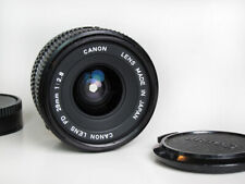 Canon 28mm f2.8 Prime Wide Angle Lens