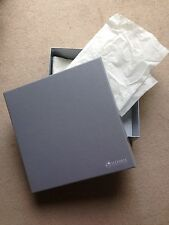 Silver Liz Earle Gift Box & Tissue Paper