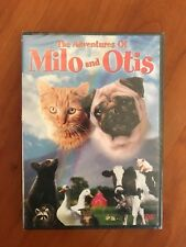 The Adventures of Milo and Otis DVD/New/ Sealed