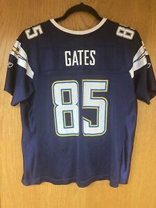 Los Angeles Chargers Jersey #85 Antonio Gates size woman's Large