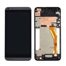 For HTC Desire 816 LCD Touch Screen Assembly With Frame Digitizer Grey UK