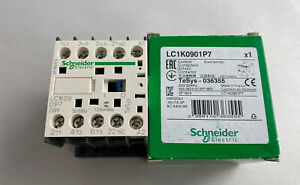 NEW Schneider Electric LC1K0901P7 Control Contactor