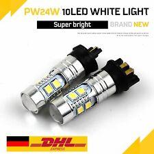 2 Philips PW24W LED Tagfahrlicht Lampe VW Golf 7 VII Audi TFL Tagfahrleuchte DRL