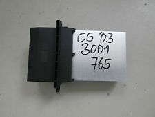 Vorwiderstand calefacción clima citroen c5 I break de año 01-04 53388 537