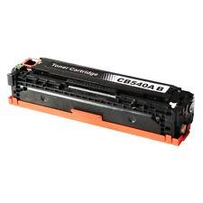 CARTUCCIA X STAMPANTE HP COLORJET CP1215 CP1515 CM1312 CP1518 NERO CB540A 125A