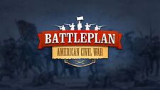 Battleplan American Civil War - Steam Game CD Digital Key Historical Simulation