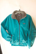 Vintage Patagonia Womens Jacket Blue Made in USA Size 11