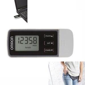 Omron OM-HJ322U-E Walking Style Pro 2.0 Activity Monitor Advanced Step Counter