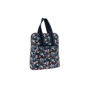 LeSportsac Classic Collection Everyday Backpack in Floret Navy NWT